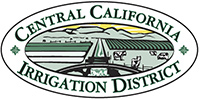 Central California Irrigation District Logo