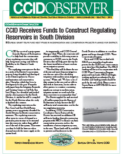 CCID Observer 2012 - Issue 2