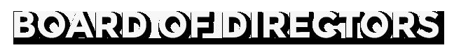 CCID Board of Directors