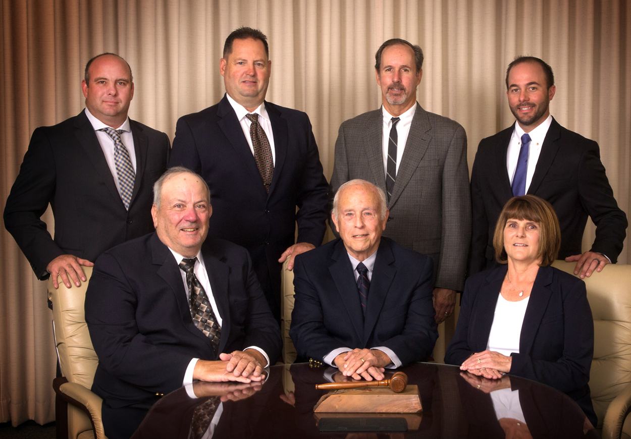 Central California Irrigation District Board of Directors